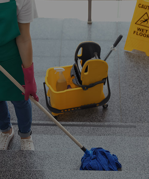 Contact AMCO Cleaning